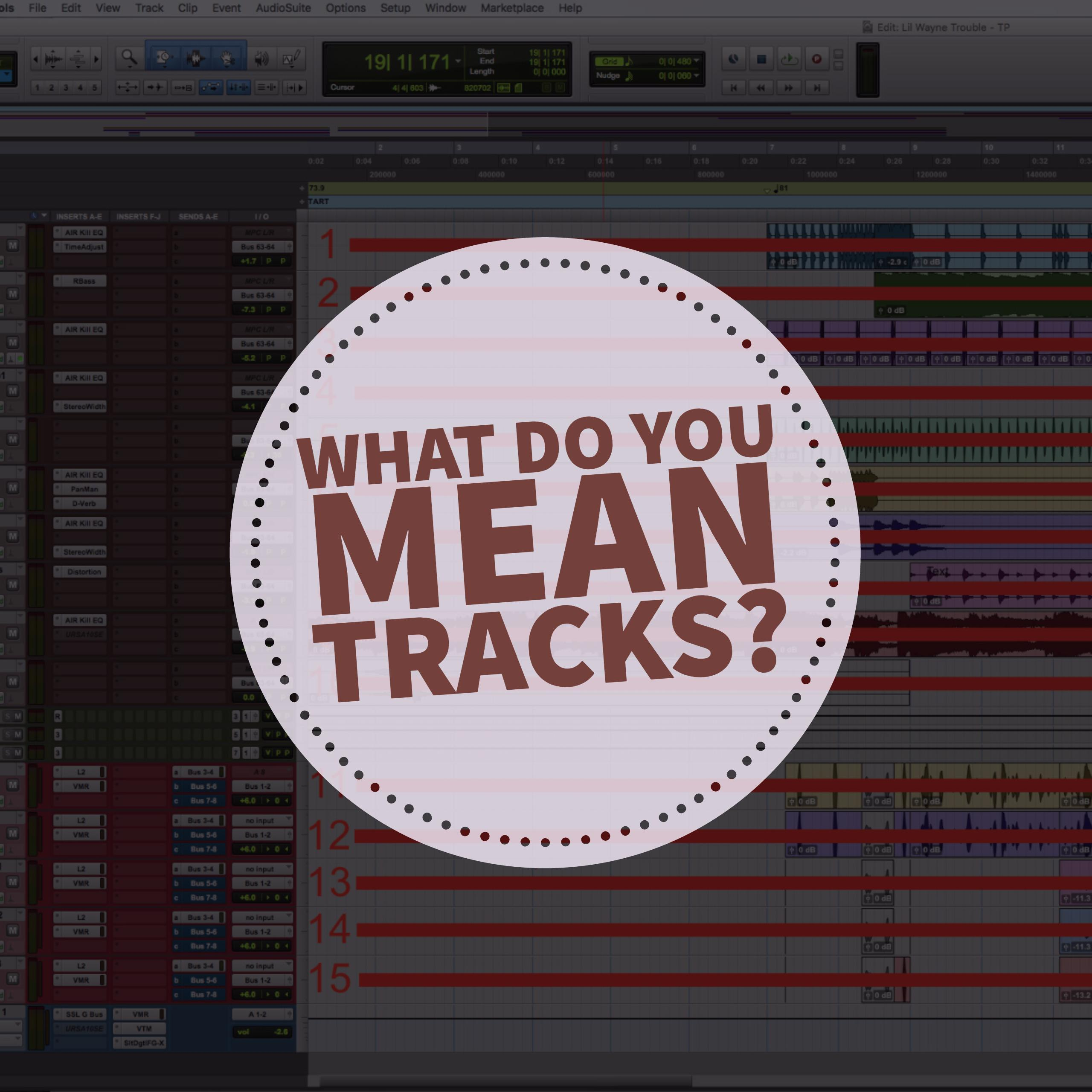what-are-tracks