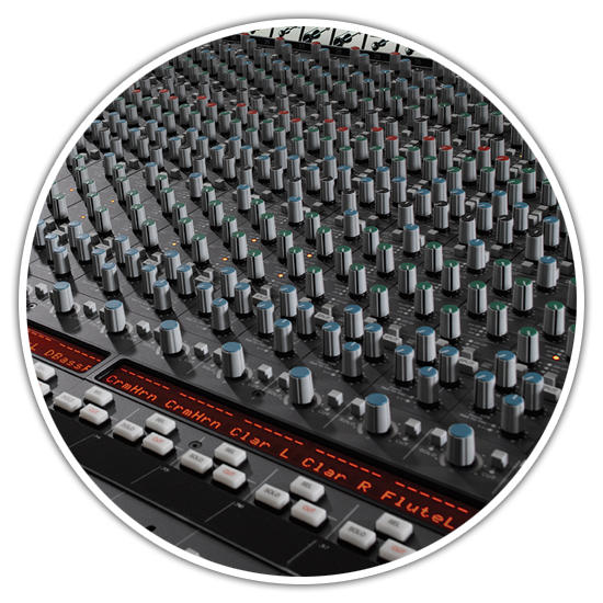Mixing Mastering Services - Mix Studios